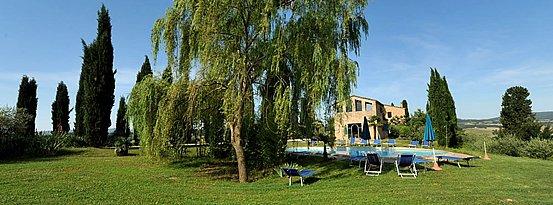 Agriturismo in toscana con piscina animali maneggio quarantallina provincia di siena - Agriturismo con piscina toscana ...