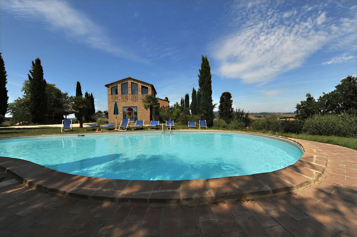 Agriturismo in toscana val d 39 orcia con piscina animali - Agriturismo toscana con piscina ...