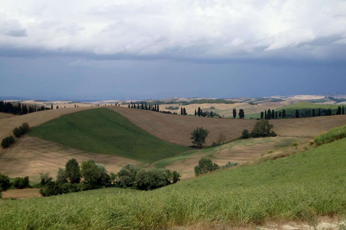 Farmhouse val d 39 orcia near siena montepulciano pienza montalcino bagno vignoni rapolano terme - Agriturismo bagno vignoni terme ...